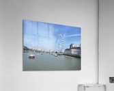 Snapshot in Time Quintessential London 4 of 5  Acrylic Print