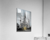 St Louis Cathedral - New Orleans  Acrylic Print