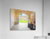 Snapshot in Time Presents a Visit to Oxford 4 of 8  Acrylic Print