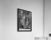 Large Sculpture Gallery Built On Arches by Giovanni Battista Piranesi Classical Fine Art Xzendor7 Old Masters Reproductions  Acrylic Print