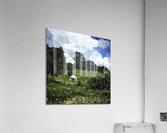 Garden Folly at Winterthur  Acrylic Print