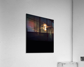 A Light in the Darkness  Acrylic Print