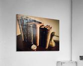Studious  Acrylic Print