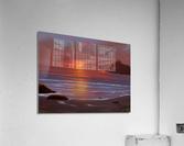 Blazing Skies  Acrylic Print