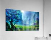 Blue Ravine  Acrylic Print