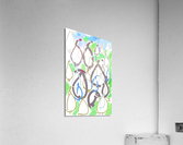 ABSTRACT PAINTING 88  Acrylic Print