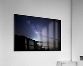 Midnight Horizons  Acrylic Print