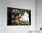 Enchanted Embankment  Acrylic Print