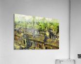 CAMBODIA 132 Angkor Wat  Siem Reap VincentHD  Acrylic Print