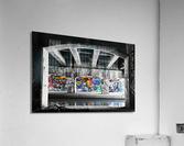 Graffiti Bridge  Acrylic Print
