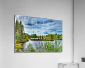 Carte postale  Acrylic Print