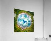 Dream Art XIX Surreal Eye Lake  Acrylic Print
