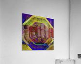 Aztec Dreaming  Acrylic Print