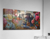 Flowers of Wonderland  Acrylic Print