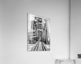 The Trestle  Acrylic Print