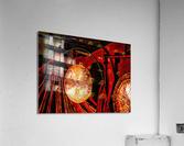 Energy Of Gongs  Acrylic Print