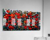 Poppies 1  Acrylic Print