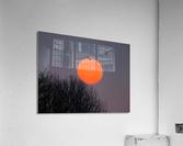 Sunrise lever de soleil  Acrylic Print