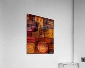 ABSTRACT-1512 Integration  Acrylic Print
