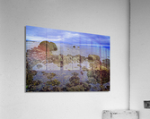 Tranquility at Low Tide  Acrylic Print