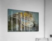 Rowboat  Acrylic Print