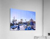 Costa del Sol Andalusia Spain 3 of 4  Acrylic Print