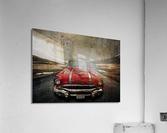 1956 Pontiac Strato-Streak  Acrylic Print