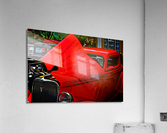 1933 Ford Window Coupe  Acrylic Print
