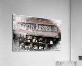 South Australia Sign  Acrylic Print