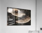 Petit couple au sous bois - Little couple in the underwoods  Acrylic Print