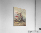 RA 035 - בית קטן בערבה  Acrylic Print