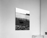 Sea and Rocks  Acrylic Print