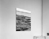 Over Rocks  Acrylic Print