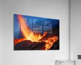 Hot Landscape  Acrylic Print