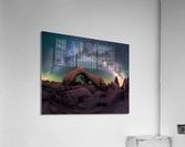 Arch's Gallery  Acrylic Print