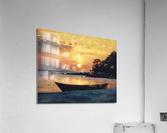If I had a boat  Acrylic Print