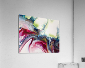 Dichotemy Abstract  Acrylic Print