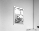 1980 Illinois Illini Football Poster  Acrylic Print