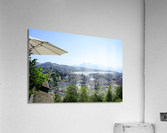 Stunning View to Lake Lucerne in the Central Swiss Alps  Acrylic Print