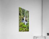 Natures Waterslide  Acrylic Print