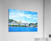 Waterfront   Lucerne Switzerland 2 of 3  Acrylic Print