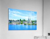 Waterfront   Lucerne Switzerland 1 of 3  Acrylic Print