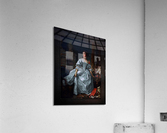 La Marquise de Pompadour by Francois Boucher Classical Fine Art Xzendor7 Old Masters Reproductions  Acrylic Print