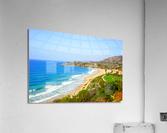 Beautiful Coastal View Newport Beach California 1 of 2  Acrylic Print
