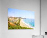 Beautiful Coastal View Newport Beach California 2 of 2  Acrylic Print