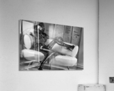 Constance Chaos Couch  Acrylic Print