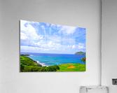 Beautiful Skies over Nawiliwili Bay in Kauai  Acrylic Print