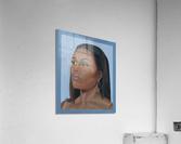 Michelle Obama Portrait  Acrylic Print