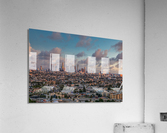 LA Twilight  Acrylic Print
