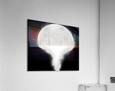 Moon Paint 5  Acrylic Print